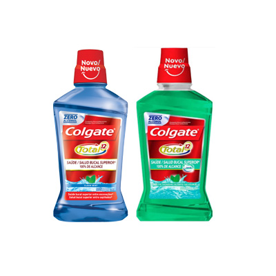 Enjuague Bucal Colgate Total® 12